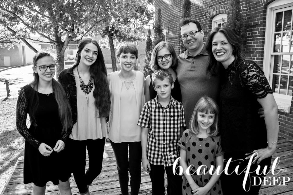Kristin Lemus Family