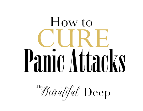 How to cure panic attacks
