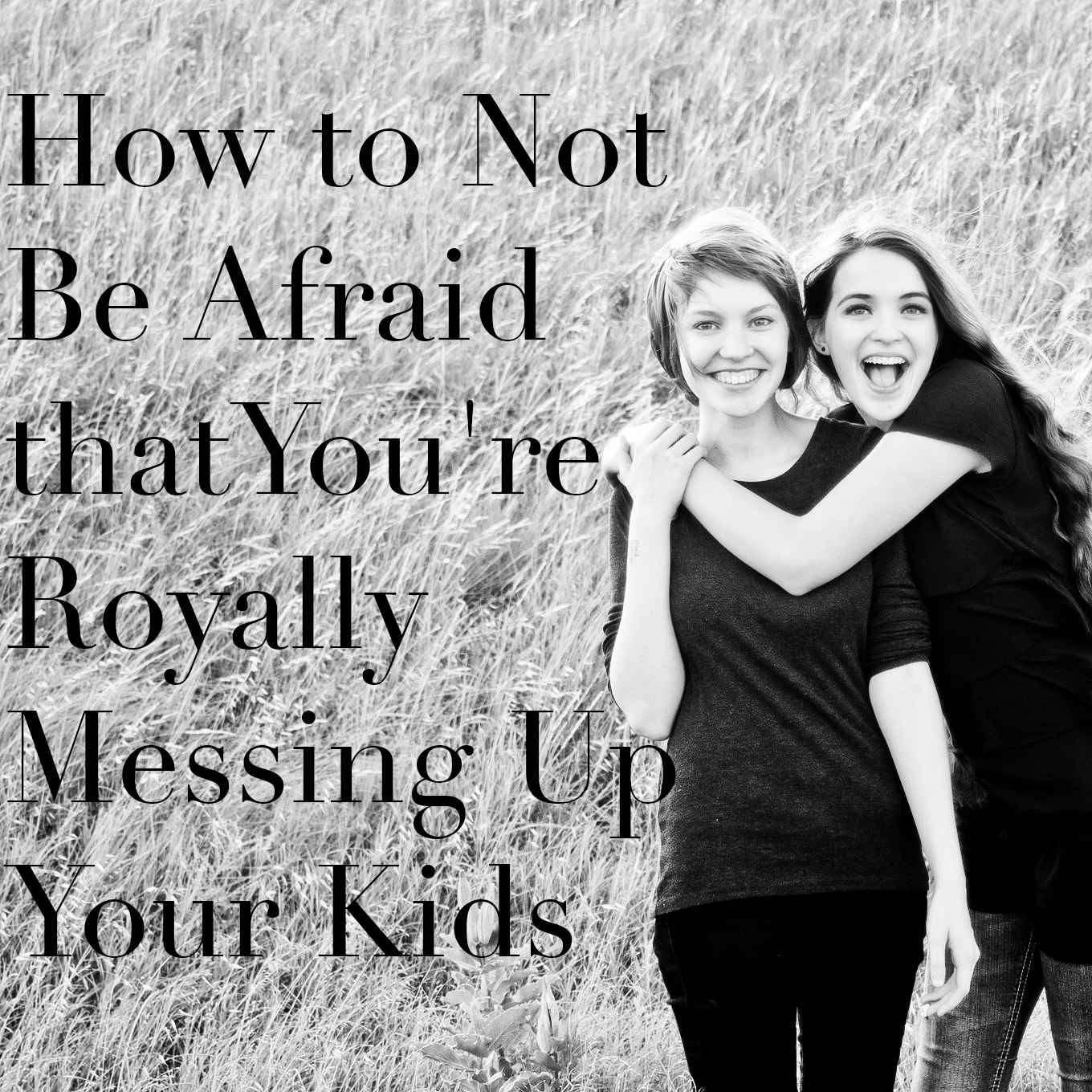 How To Not Be Afraid Of Relationships