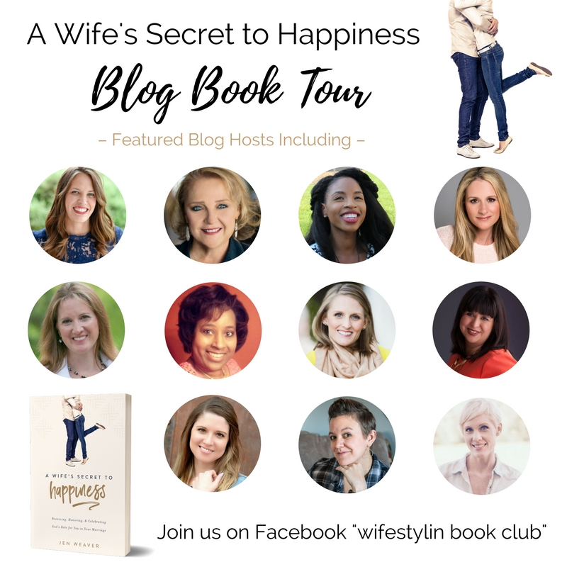 A Wife's Secret to Happiness Book Blog Tour